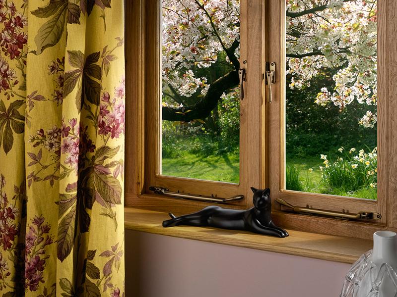 Antique-brass-window