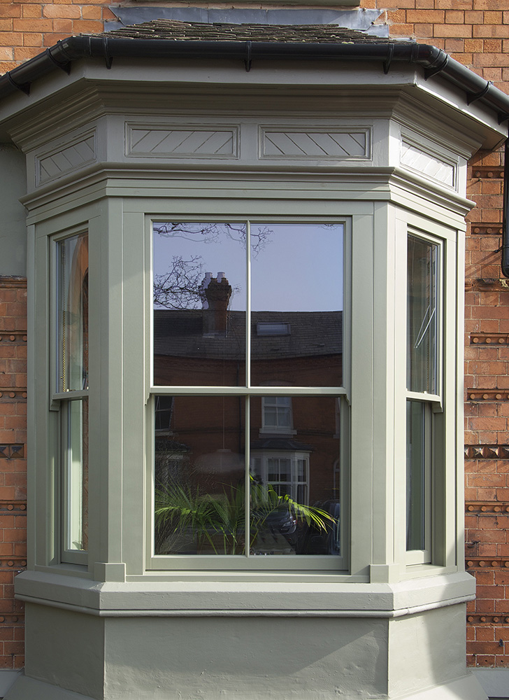 Bay windows harborne sash windows for Window design new style
