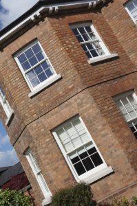 Wooden Sash Windows Leamington Spa Warwickshire