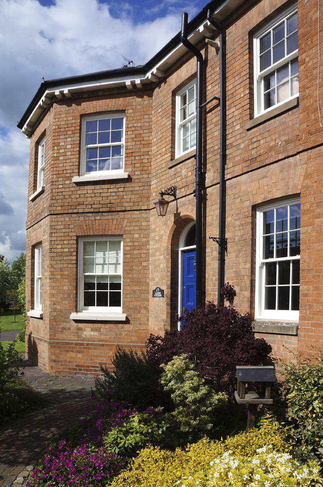 Timber wooden windows & doors Leamington Spa