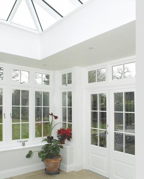 Timber Roof Lanterns Edbaston Birmingham & UK