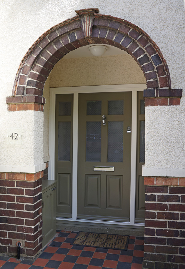 Walsh-Harborne-entrance-door-porch-oxford-clay