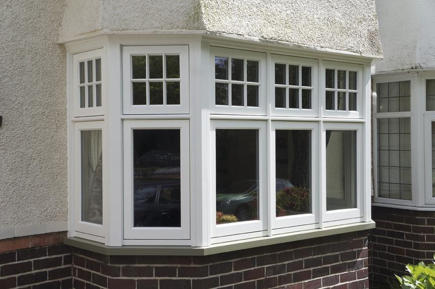Wooden windows company in Leamington Spa