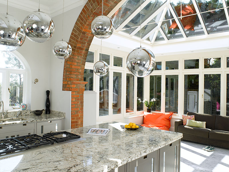 beautiful-kitchen-conservatory