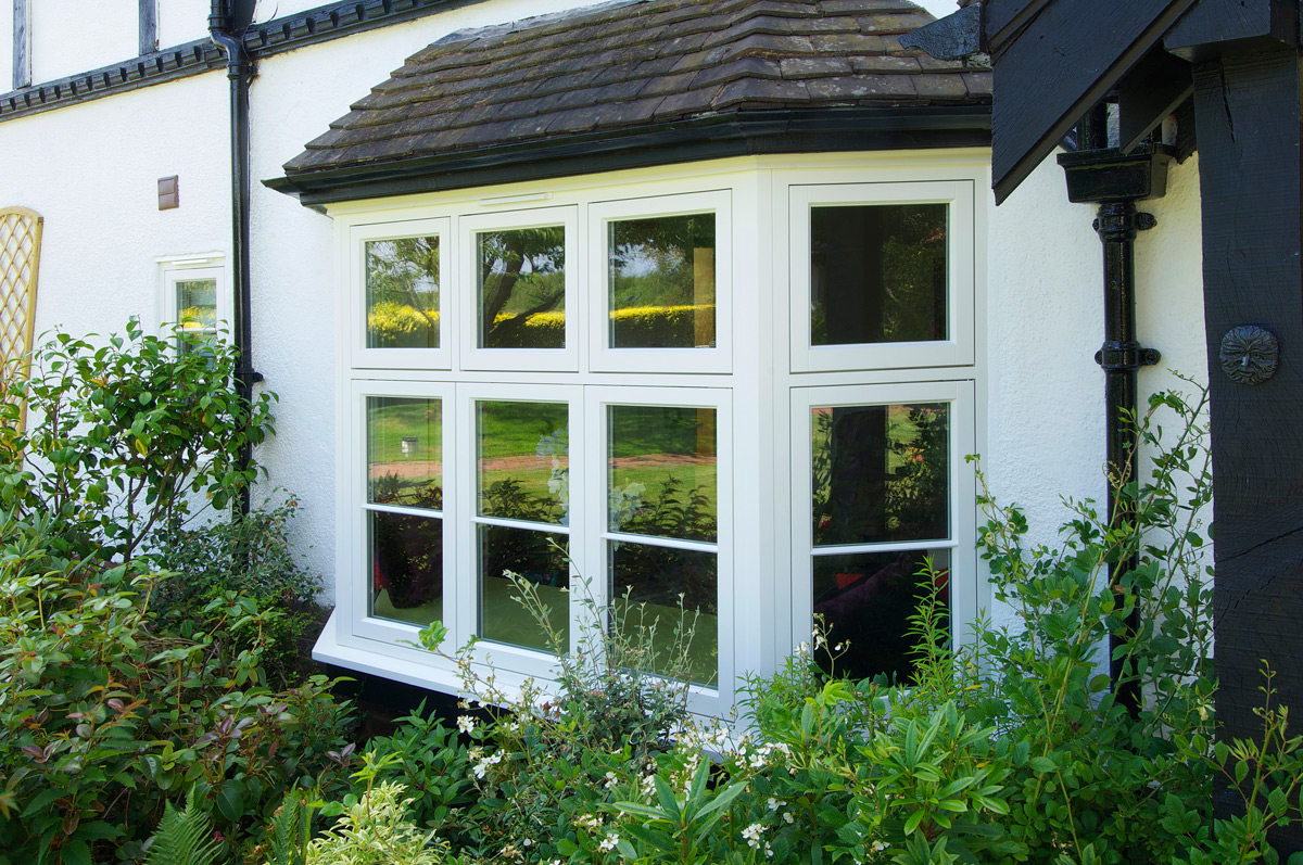 timber casement windows West Midlands