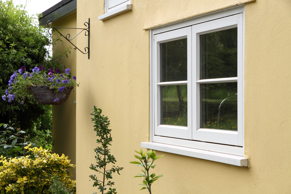 timber casement windows Four Oaks Birmingham