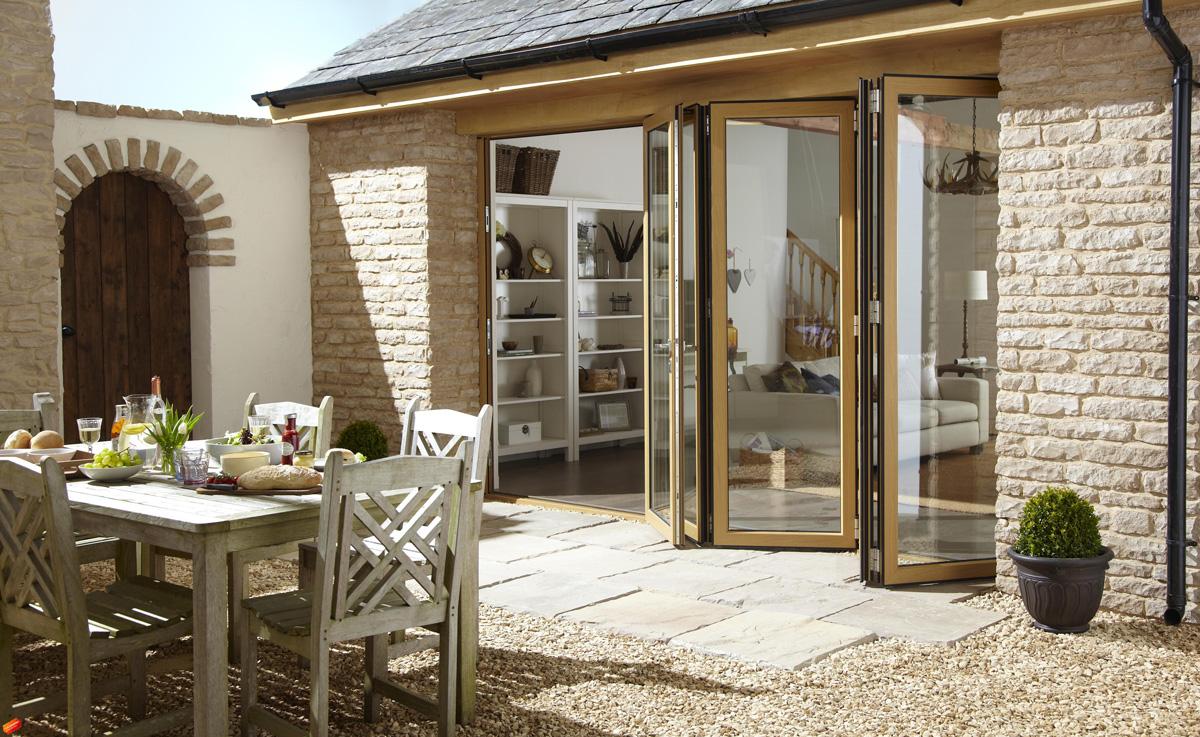 five-panel-aluminium-bifold-doors-barn-exterior