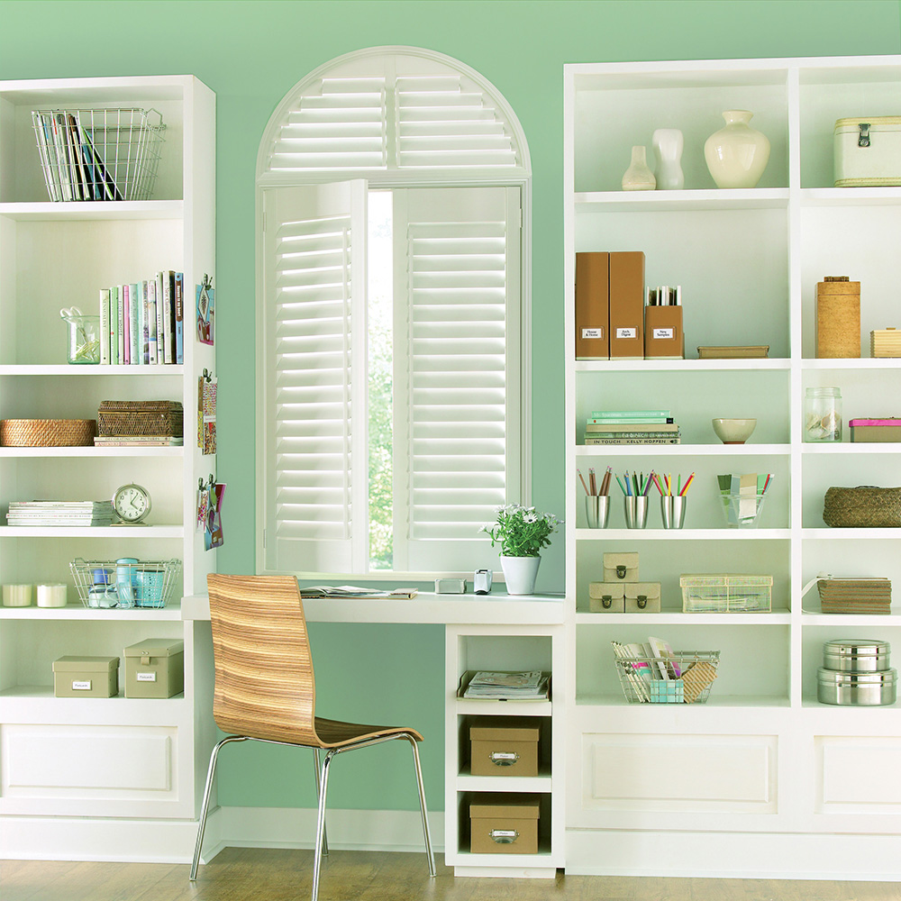 plantation shutters example