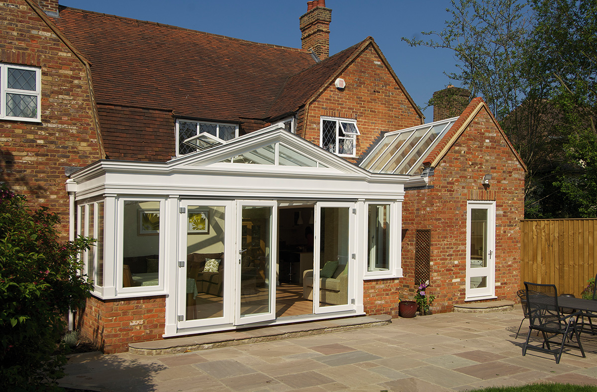timber-orangery-bifold-door-casment-window