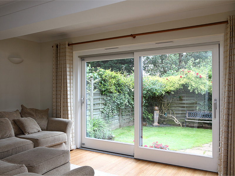 wooden patio doors Birmingham