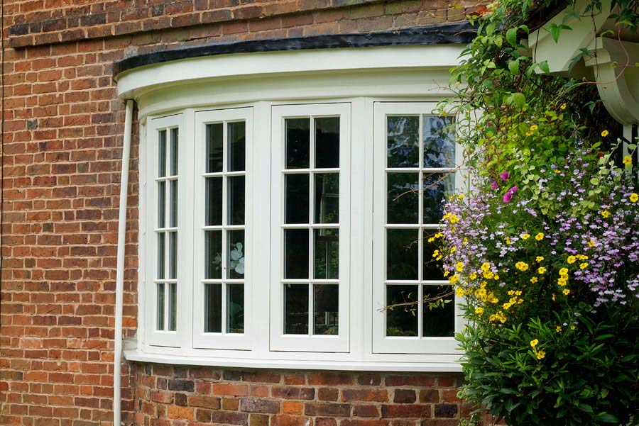 wooden bay windows Quinton Birmingham