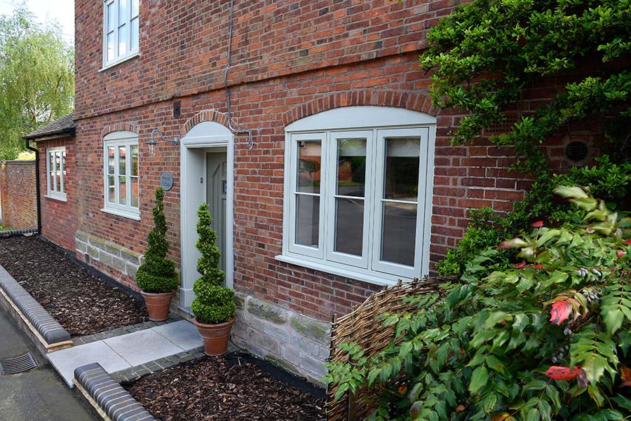 wooden casement windows Selly Oak Birmingham